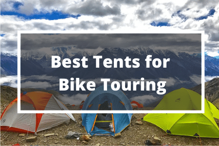 🏕5 Best Tents For Bike Touring | Bikepacking Tents 2020💯