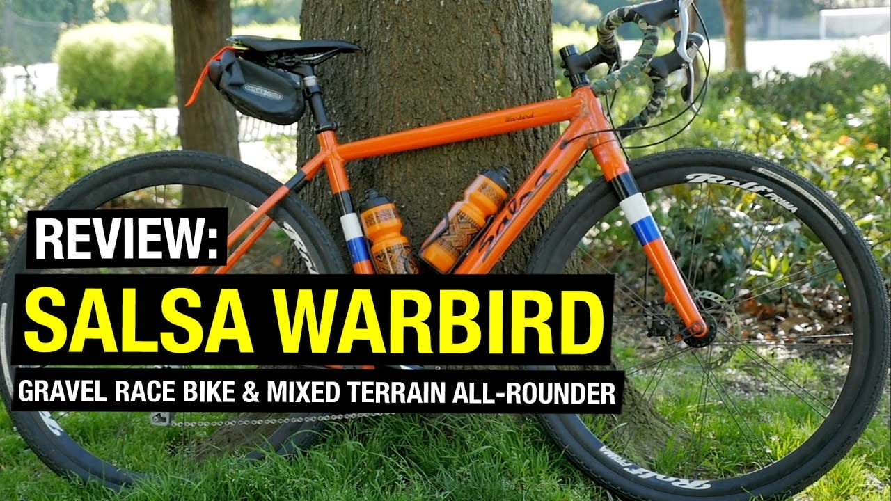 Powerful Salsa Warbird Review 🚴‍♀️| King Of Gravel Racing Bike! No.1💯