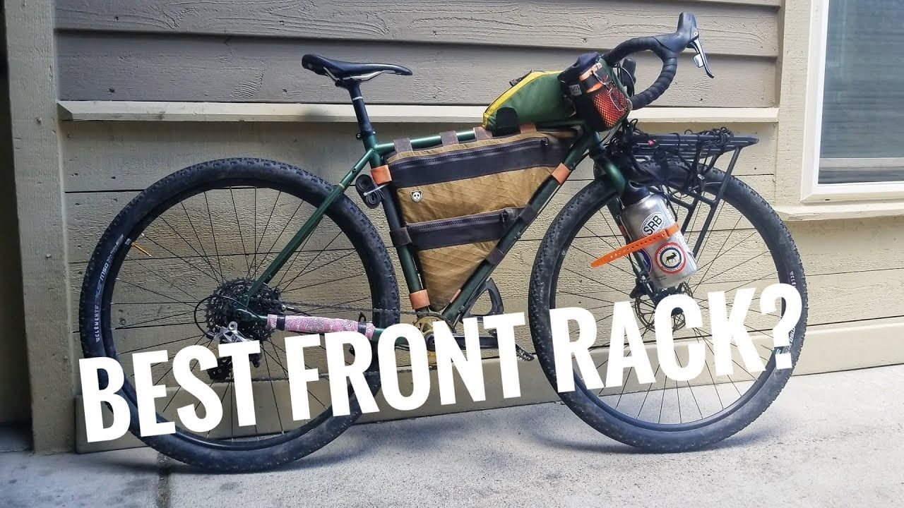 🚴♂️12 Best Front Bike Rack | All About Front Racks For Bicycle Touring💯