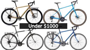 Best Touring Bikes Under 1000